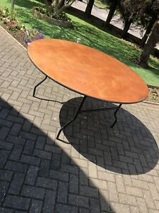 Large Foldable Table (Round)