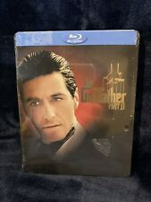 The Godfather, Part 2, Rare Oop, New Steelbook (Blu-Ray)