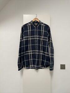 mens burberry shirt xl