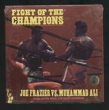 "Sealed 1974 ""Fight of the Champions: Joe Frazier vs. Muhammad Ali"" 8mm Movie"
