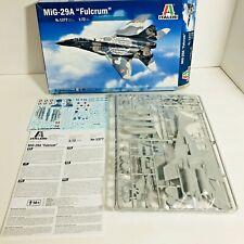 Italieri 1:72 MiG-29A Fulcrum Aircraft Model Kit