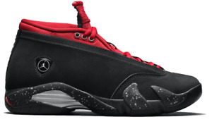 CONFIRMED ORDER Jordan 14 Low Red Lipstick Iconic Red Women's Size 9.5W / 8M NEW