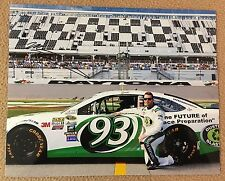 Matt DiBenedetto Signed 8x10 Daytona Photo NASCAR COA Autograph