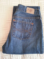 Abercombie & Fitch Button Fly Jeans Women's Size 4 S ~ Slim Fit 100% Cotton