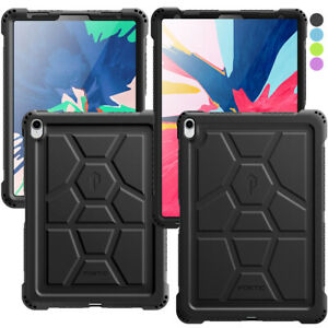 Poetic For iPad Pro 11/12.9/iPad 10.2 Tablet Case,Soft Silicone Protective Cover