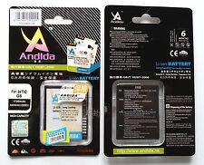 Batteria maggiorata originale ANDIDA compatibile Htc BB00100, BA-S420 da 1700mAh