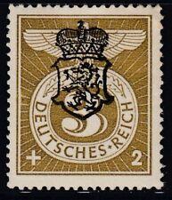 Lokalausgaben 1945 GRAZ 3+2 Rpf. postfrisch Panther-Ausgabe Befund VÖB