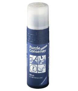 Ravensburger - JIGSAW PUZZLE GLUE CONSERVER WITH APPLICATOR - For 4 x 1000