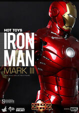Hot Toys Iron Man Original (Unopened) Action Figures