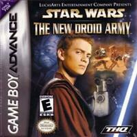 Star Wars: The New Droid Army Game Boy Advance Game Used