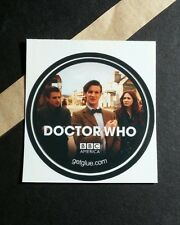 DOCTOR WHO KAREN GILLAN MATT SMITH ARTHUR D RORY AMY TV GET GLUE GETGLUE STICKER