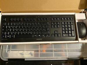 CHERRY Wireless Keyboard/Mouse Set