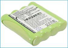 Batterie 4.8 V pour Motorola ixnn4002a, tlkr-t6, tlkr-t4, tlkr-t5, tlkr-t7 ni-mh