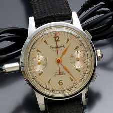 RARE HANHART FORM WATCH SPY RECORDING DEVICE & SURVEILLANCE EQUIPMENT CA1950S