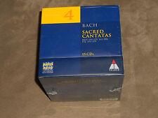 Bach: Sacred Cantatas 4 (CD, Oct-1999, 15 Discs, Teldec (USA))