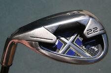 Left Hand Callaway X22 Sand S Wedge VGC Original Steel Shaft X-22