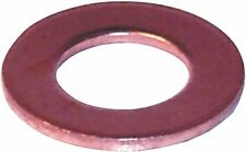 FLAT COPPER WASHER METRIC 8 X 12 X 1MM HCU812 QTY 100
