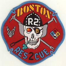 Massachusetts Boston Rescue 2