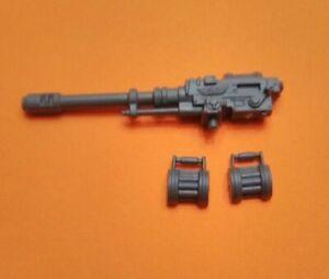 40k Imperial Guard Heavy Weapon Sprue Astra Militarum Guns NOS Bits