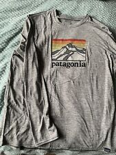 Patagonia Long Sleeve Tshirt Mens