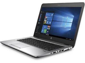 HP EliteBook 840 G3 Core I7- 6500U 8GB RAM  500 GB SSD  14''Win 10 Pro kaspersky