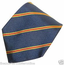 Royal Military Academy Sandhurst Silk Tie