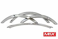 FTLC205 1998-2002 Lincoln Continental POLISHED Stainless Steel Fender Trim