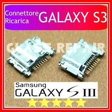 CONNETTORE RICARICA USB CHARGE CONNECTOR CARICA SAMSUNG GALAXY S3 I9300 I9301Neo