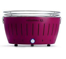 Lotusgrill XL Barbecue portatile Viola