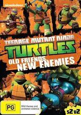 Teenage Mutant Ninja Turtles Old Friends Season 2 V2 + Bonus Region 4 DVD Sealed