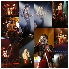 QUEEN The Game Tour, Zurich 23 november 1980 - 119 UnPublished photos fotografie