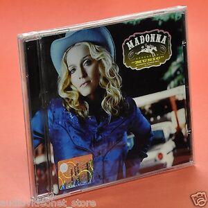 MADONNA MUSIC CD Warner music