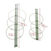 Garden Plant Support Plants Climbing Supporter Conical Frame Flower Grow Stand