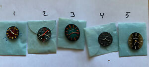 Ladies Bulova Accutron Brand New Dial With Hands