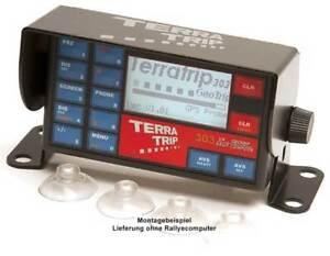 Supporto Per Terratrip Rallyecomputer V4 E Geotrip Dt. Importeur, Raceparts Cc