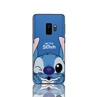 Lilo & Stich Silicone Case For Samsung Galaxy S6 S7 Edge Gel Cover Samsung S8 S9
