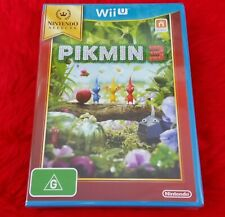 wii U PIKMIN 3 Real Time Strategy Game RTS NEW & Sealed Nintendo PAL UK Version