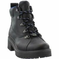 "Timberland Women's Courmayeur Valley 6"" Waterproof Hiker Boots Shoes TB 0A1SA1"