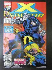 X-Factor #81 - Marvel Comics # 1F26