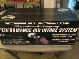 Spectre 9920 Cold Air Intake Kit For Ford Truck F150 V8 1997-04 4.6 5.4 - NEW!