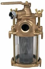 PERKO 593 Series Flushing Strainer 0593-004-PLB