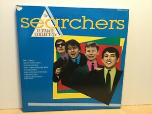 """The Searchers – The Ultimate Collection – 2 X12""""Vinyl LP - REF.8736"""