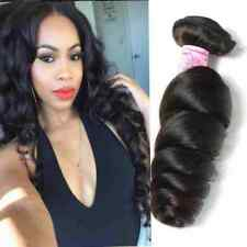Mongolian Loose Wave 100% Human Virgin Hair Extensions Remy Hair Wefts 10''-26''