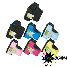 7 Ink Cartridge replace for HP 02XL Photosmart 3210v 8250 C5140 C7180 D7160