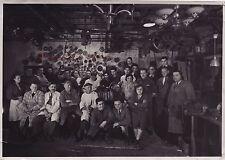 Personale un fabbrica Vasca di tintura Foto Union Color Vintage analogica verso