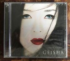 Memoirs Of A Geisha OST New/Cutout John Williams Compose/Yo-Yo Ma/Itzhak Perlman