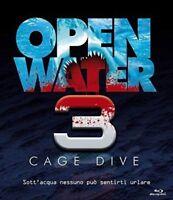 Open Water 3. Cage Dive (2017) - Blu Ray Nuovo Sigillato