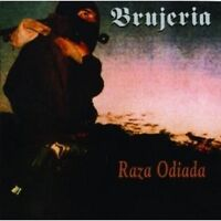BRUJERIA - RAZA ODIADA CD HEAVY METAL 15 TRACKS NEU