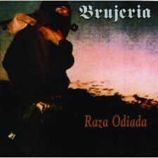 BRUJERIA - RAZA ODIADA CD HEAVY METAL 15 TRACKS NEU
