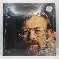 """Roger Whittaker - The Roger Whittaker Christmas Album 1978  - VINTAGE LP - 12"""""""